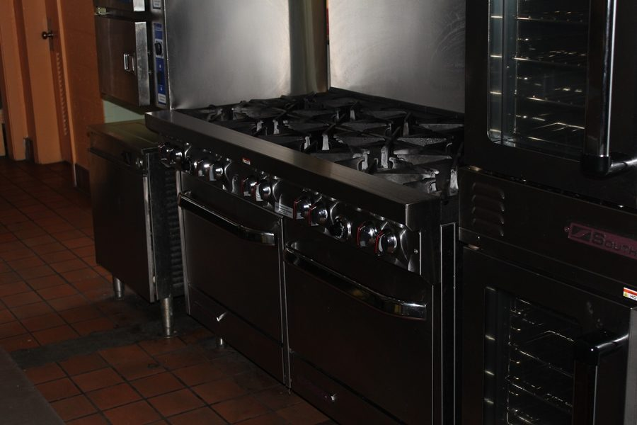 Culinary kitchen gets upgrade