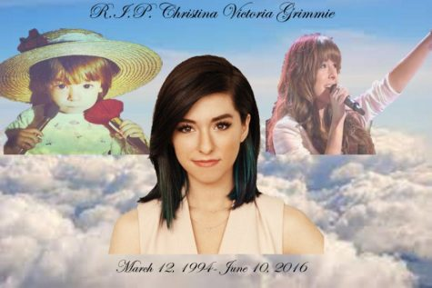Christina Grimmie: A voice lost
