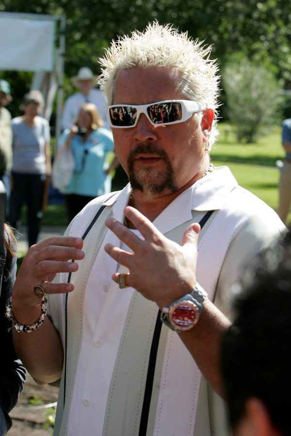 What's Cooking? Guy Fieri