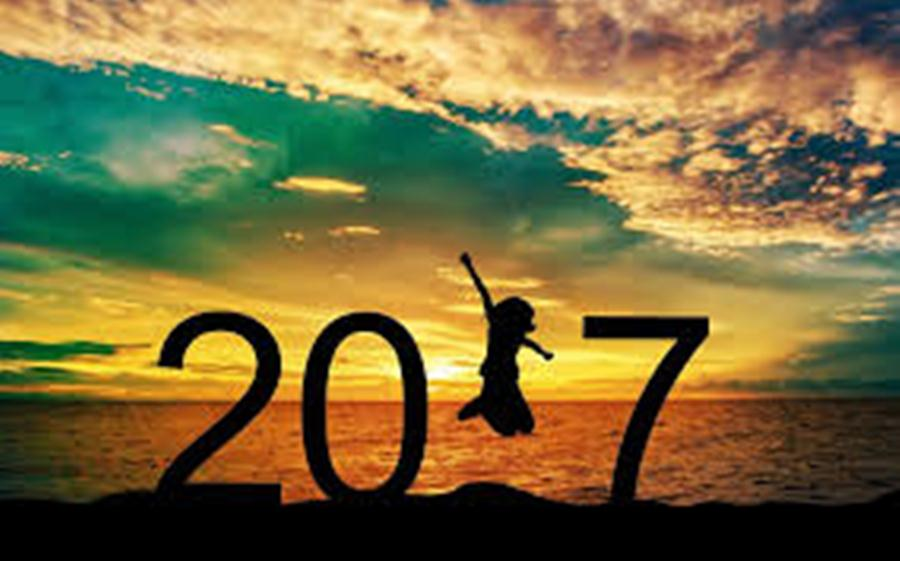 NEW YEAR, NEW ME: Each year is different from the last. You are the only one that can make it great.