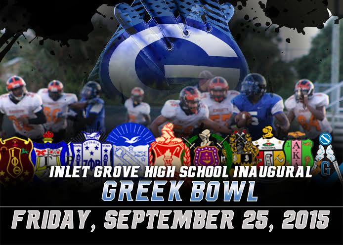 1st annual Greek Bowl hits