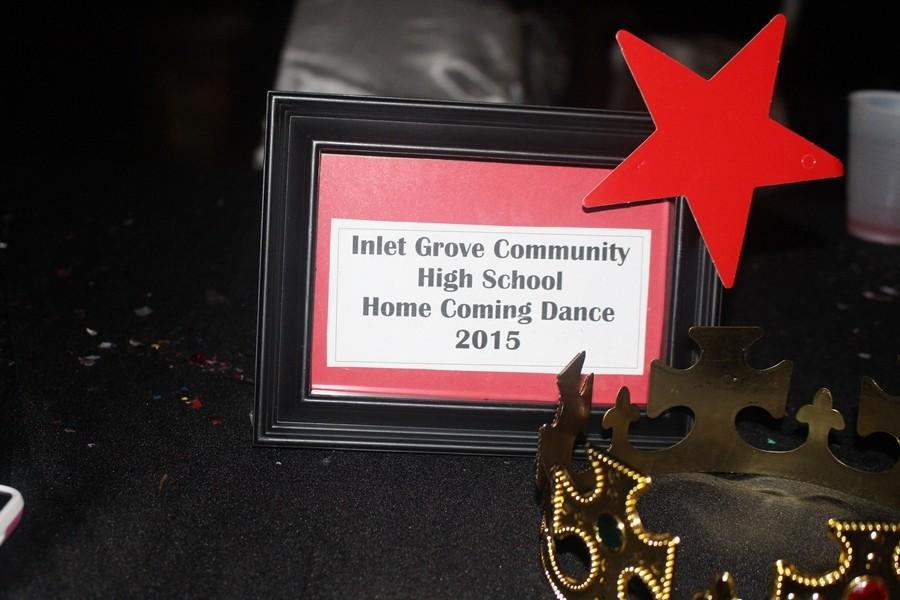 HOMECOMING: The 2015 Homecoming dance was an exciting turn-out.