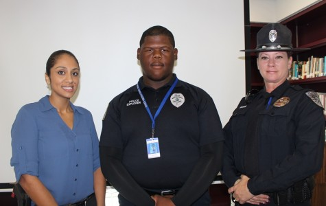 Police Explorers share program's benefits