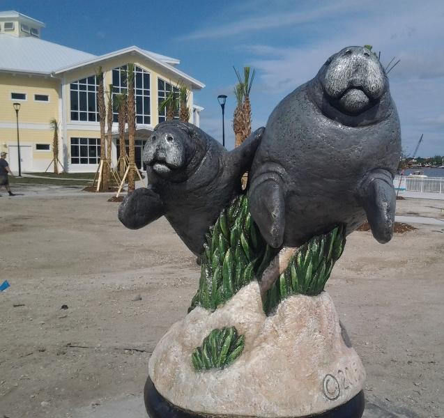 MANATEE+LAGOON%3A+A+place+where+kids+can+have+a+great+learning+experience+and+a+great+view+of+real+live+manatees+opened+on+Feb.+5+in+West+Palm+Beach.