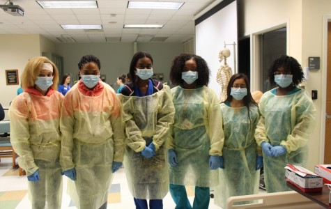 NURSING: Hurricanes learn about all the different types of nursing opportunities.