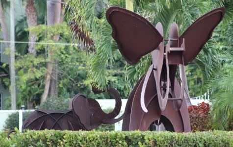 ART: Scenes, captured in and around Fort Lauderdale, Feb. 6.