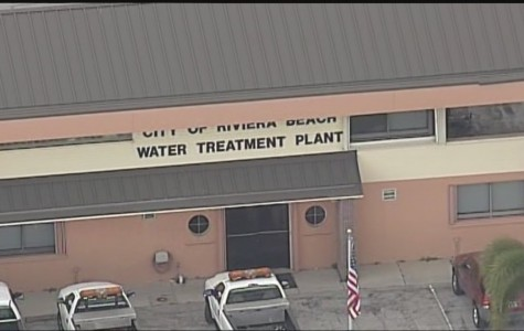 PLANTED:  A supposed bomb was positioned at the city of Riviera Beach water treatment plant forcing Inlet Grove to have a code red and lock-down on Feb 29.