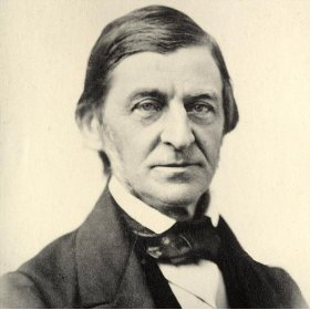Sir Ralph Waldo Emerson.