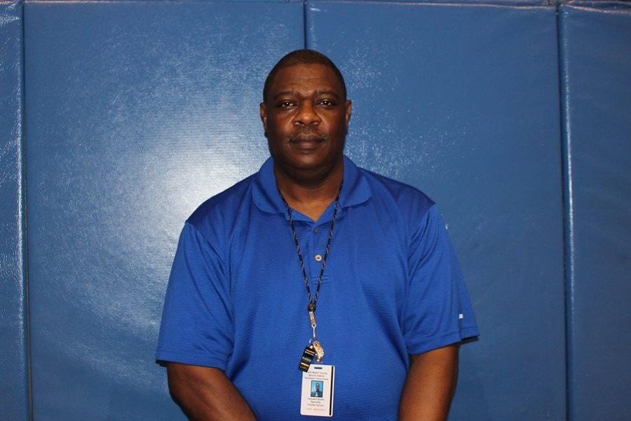 SPORTS: (Boys Basket Ball Coach Smith) A meeting was held in the gym on August 16 to meet the new coaches and their rules for their student athletes.