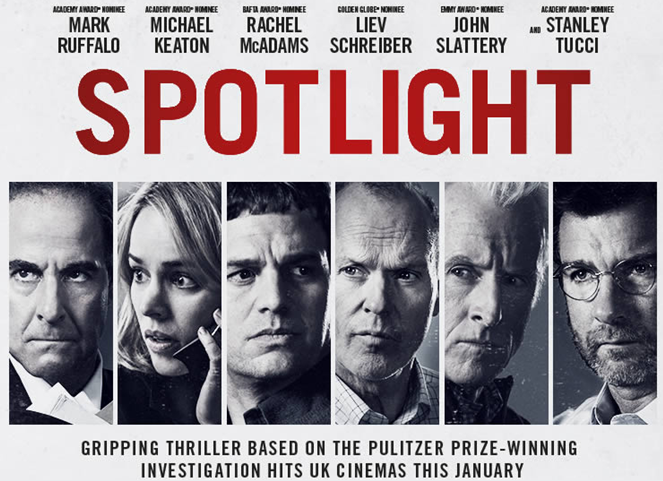 'Spotlight': Let it shine