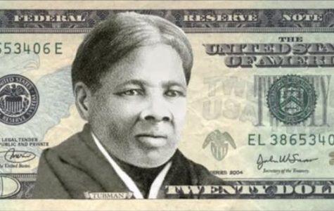 Harriet Tubman on the 20?