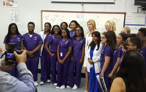 Photo of the Day: Ivanka visits