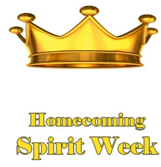 SGA HOLDS A WEEK: Of events and a annual Homecoming Dance to show school spirit on  10/24 to 10/28.