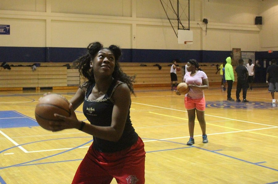 READY TO GO: Jessica Dominick and the Lady Canes worked diligently to prepare for the season that begins Nov. 14.