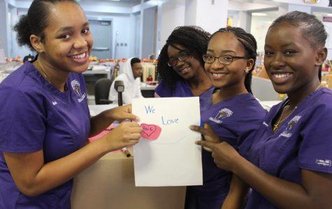 LPN supports Haiti