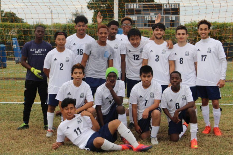 CULTURAL CONNECTIONS: For the boys soccer team, it's about family.