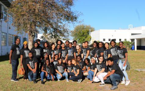 Photo of the Day: Black history unity