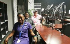 Inlet Grove takes over radio station