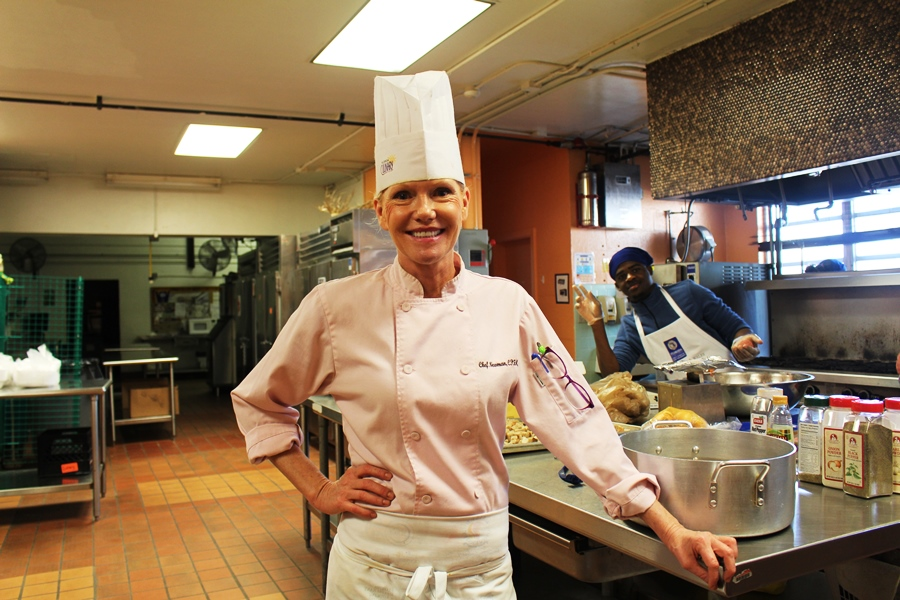 Chef Tammy Newman
