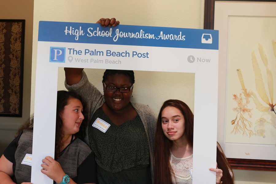 %23POSTHSJ%3A+GroveWatch+staffers+%28from+left%29+Dakota+Sands%2C+Brianna+Luberisse+and+Yorgelis+Yambo+at+the+37th+Palm+Beach+Post+Excellence+in+High+School+Journalism+Awards+Luncheon.+Luberisse%2C+GroveWatch+editor-in-chief%2C+won+Honorable+Mention+in+the+General+Excellence+Student+category%2C+and+GroveWatch+was+awarded+3rd+place+for++General+Excellence++Newspaper+Website.+