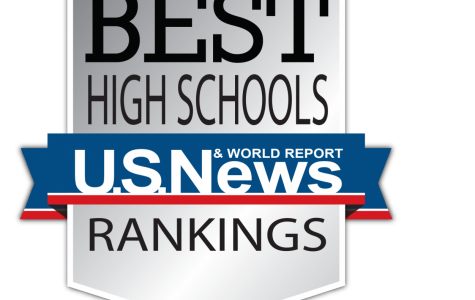 RANKING HIGH: Inlet Grove is recognized among the top 2,000, or top 7 percent, of high schools in the nation, according to US News and World Report.