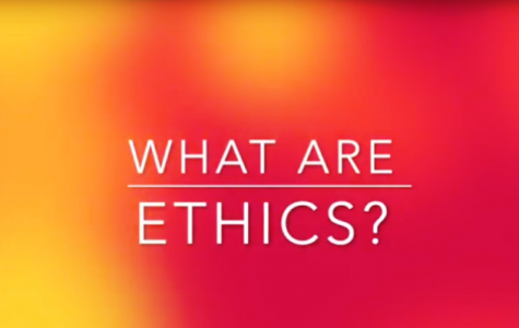 Ethics, gone digital, takes 1st place