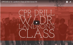 GroveWatch TV: CPR Drill w/ Dr. Landron