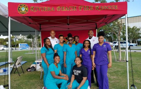 Riviera Beach Marina Health Fair