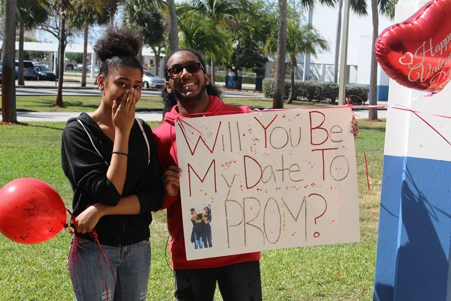 Photo of the Day: Promposal