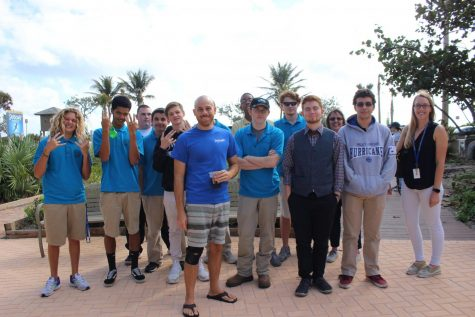 Florida Fishing Academy meets IGHS