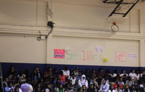 PEP RALLY: The Canes gathered in the gymnasium again Feb. 15, but this time with a twist: