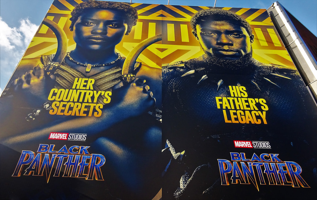 WAKANDA: The self titled 'Black Panther' movie premiered Feb. 16 and was met with praise and success.