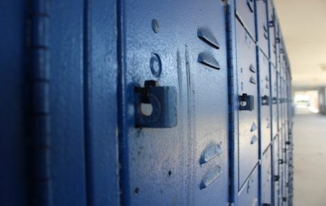 Photo of the Day: Lockers on lockdown?