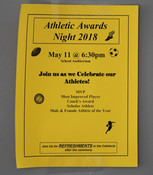 PSA: Come out and celebrate your Hurricane athletes on Friday.