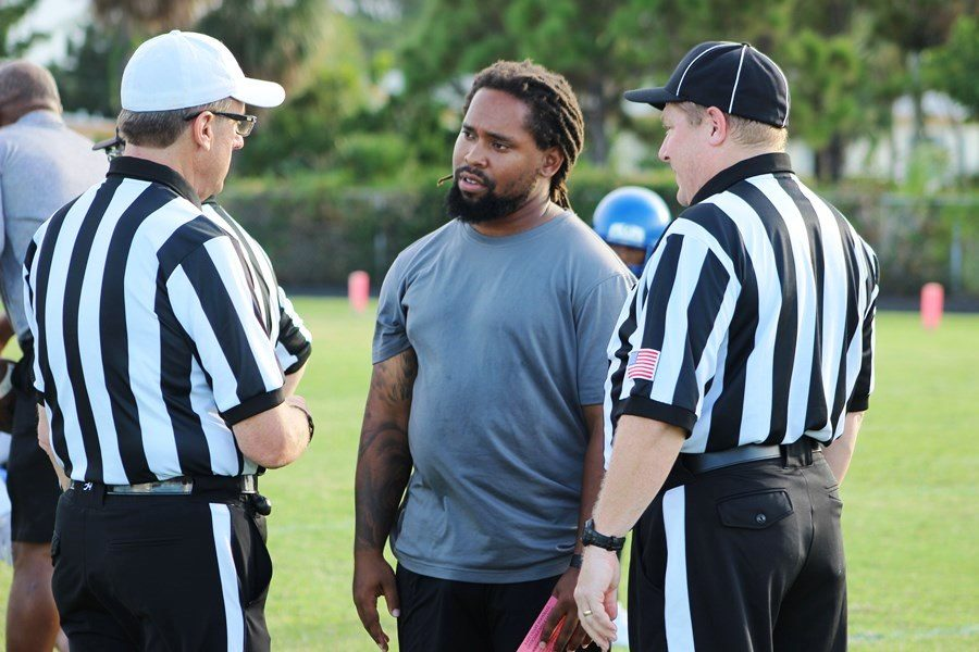 SHORT WALK: Coach Mckay is ending his time at Inlet Grove after a great turn around year for the varsity Canes football team.