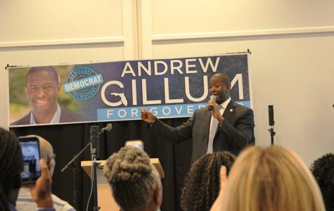 Gillum: 'Let's build a better future'