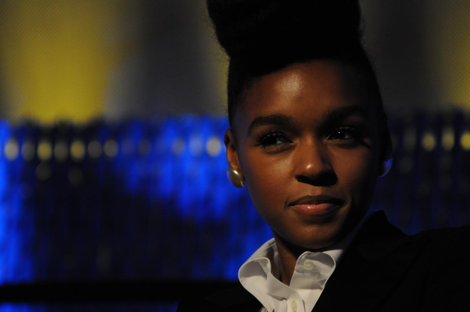 GIRL POWER: Janelle Monáe is one of the year's most celebrated female artists, with her third studio album,