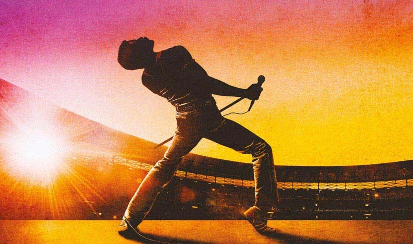 WE ARE THE CHAMPIONS: Director Bryan Singer brings the magic of English rock band Queen and their late frontman Freddie Mercury to life with his newest film