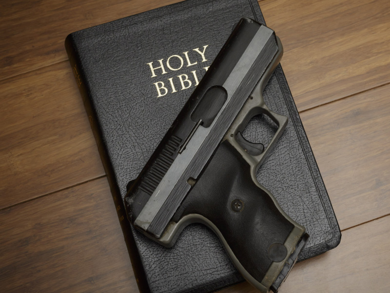 Letter to the editor: Guns in church