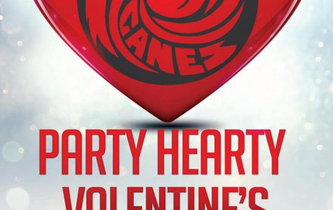 LOVE IS IN THE AIR: SGA will be hosting a Valentine's Day Dance Friday Feb, 15.
