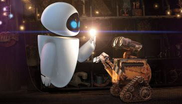 WALL-E dir. Andrew Stanton