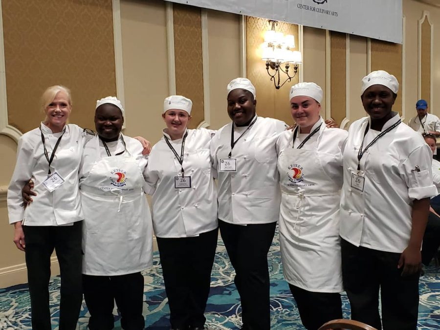 IT%27S+GOOD%3A+Culinary++Canes+competed+in+the+Culinary+Olympics+on++March%2C+1.+The+four+competitors+were+Dayshawnie+Poe%2C+Dakota+Sands%2C+Gabriella+McDermott%2C++Tia+Daniel%2C+and+Britney+Campbell+as+the+Manager.