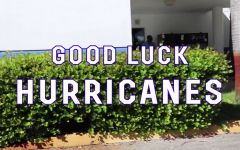 Hurricanes Football School Send off to the Playoffs