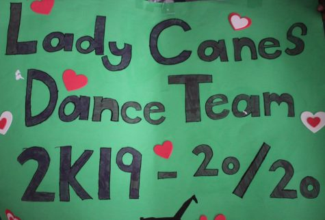 READY, OK 1,2,3,4... The dance team is looking for new members. Sign up as soon as Wednesday April 24 in front of the cafeteria  for the upcoming 2019-2020 school year.