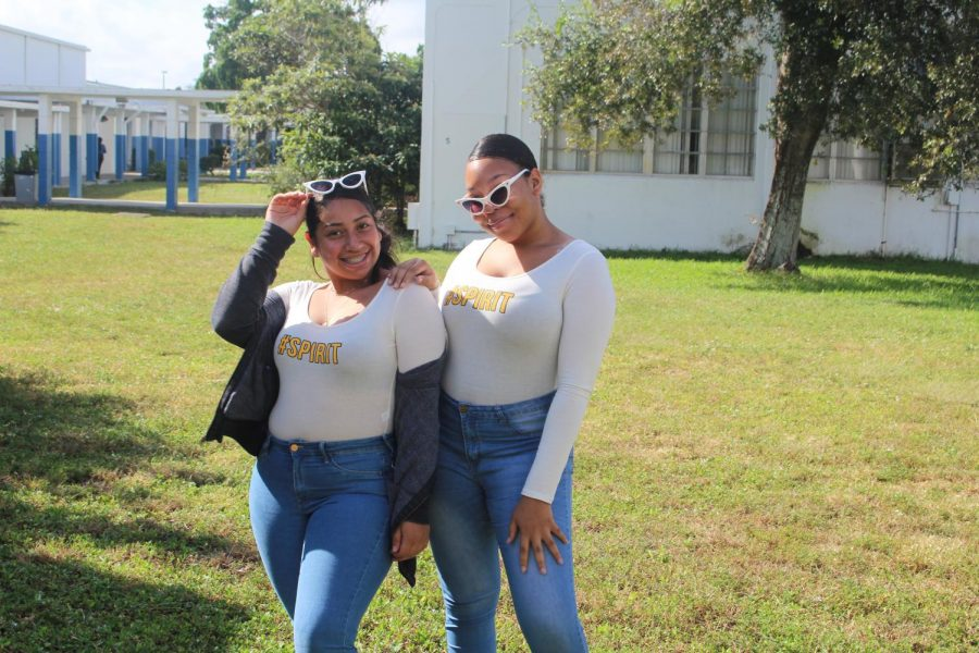 GEMINI: Students and Staffs dressed up to be each others clone on Oct.5