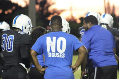 HOME TURF INVASION:  Suncoast crashes Inlet Grove Homecoming.