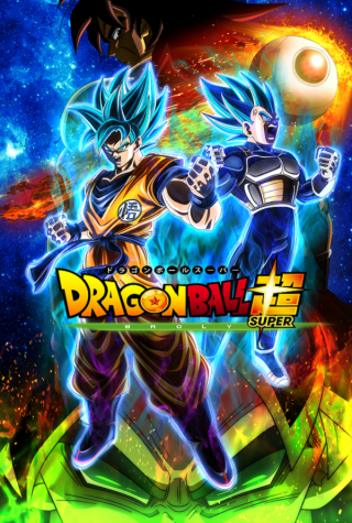 JUJITSU: Dragon ball super Broly was released on different years in two language versions.