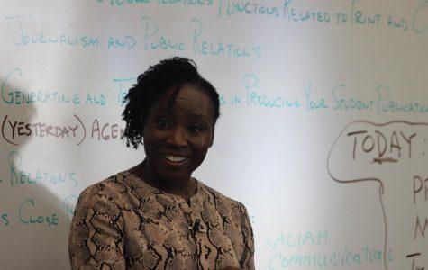 Michelle Brown: The businesswoman