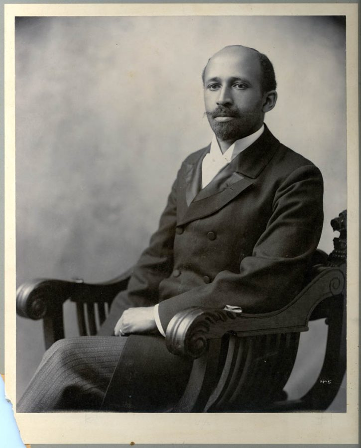 William Edward Burghardt Du Bois was an American sociologist, historian, civil rights activist, Pan-Africanist, author, writer and editor.