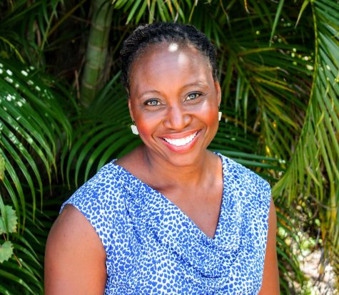 ANYTHING IS POSSIBLE: Michelle Brown is the president of her own communications company, formerly worked for Palm Beach Post, and previously been the communications manager for various corporations.